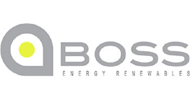 Boss Renewables logo logo